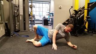Mobility Side Glute Smash