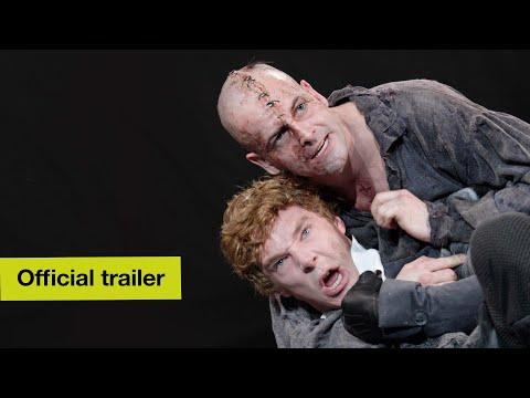 Frankenstein s Benedictem Cumberbatchem