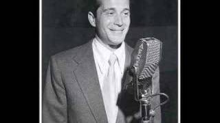 1953SinglesNo1 Dont let the stars get in your eyes by Perry Como