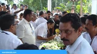 Fr. Jacob Kuruppinakath - Funeral service