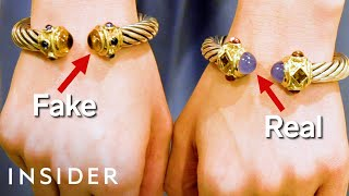 How To Spot Fake Luxury Jewelry