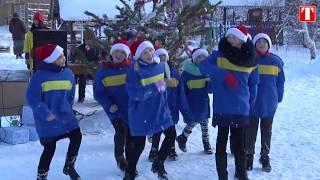 Новорічні забави на кв. Ватутіна