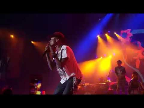 PHARRELL WILLIAMS  *** Gush *** Berlin 2014