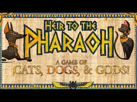 Heir To The Pharaoh - Game Overview