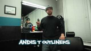 THE CLIPPER GAME | ANDIS WAHL OSTER | BY VICK THE BARBER - HD