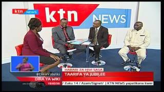 Wafuasi wa chama cha Jubilee watoa maoni kuhusu kufutiliwa mbali kwa uchaguzi: Mizani ya Wiki