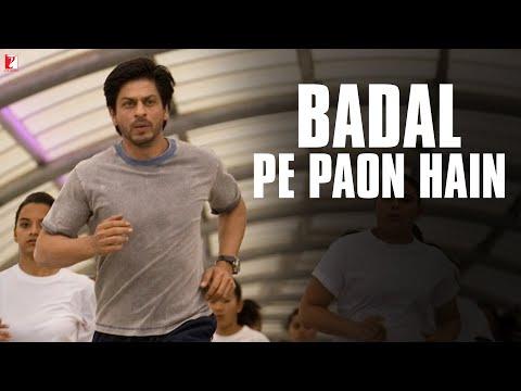 Badal Pe Paon Hain Song | Chak De India | Shah Rukh Khan | Hema Sardesai