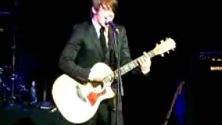 Drake Bell-A Found a Way-Acoustic-San Diego