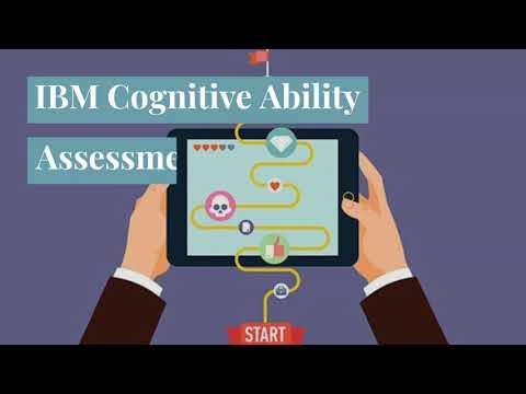 IBM IPAT Cognitive Ability Test