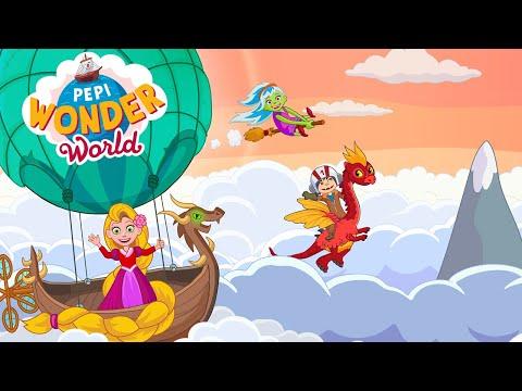 Pepi Wonder World: Islands of Magic Life! v6.0.15 (Mod)