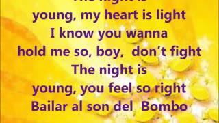 Adelen Bombo Lyrics