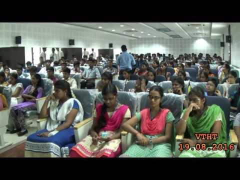 Vel Tech High Tech Dr.Rangarajan Dr.Sakunthala Engineering College video cover3
