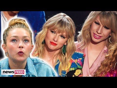 Gigi Hadid MISTOOK Jade Jolie For Actual Taylor Swift!