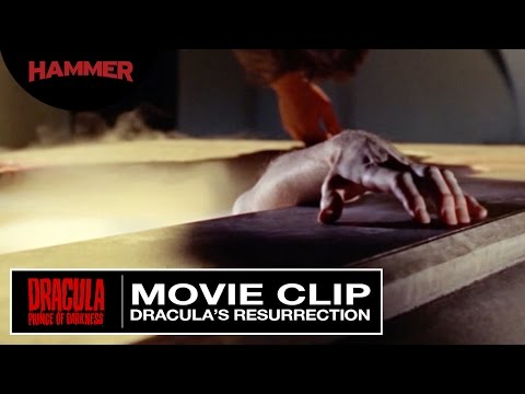 Dracula: Prince of Darkness / Dracula's Resurrection (Official Clip)