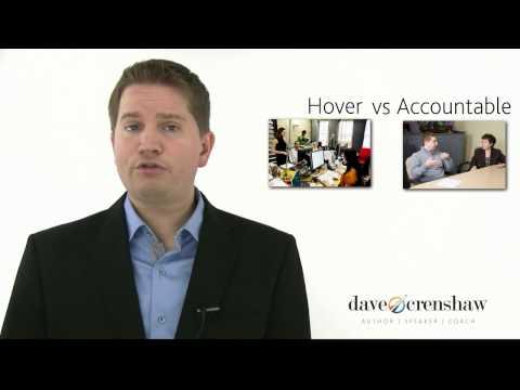 Micro Management vs. Effective Management
