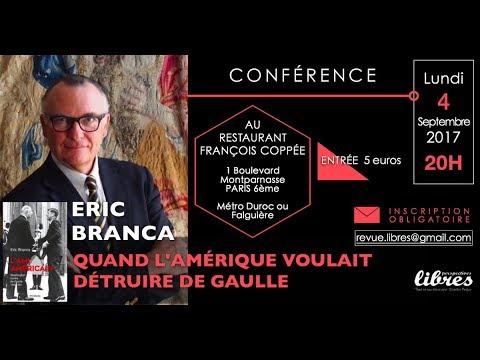 Vidéo de Eric Branca