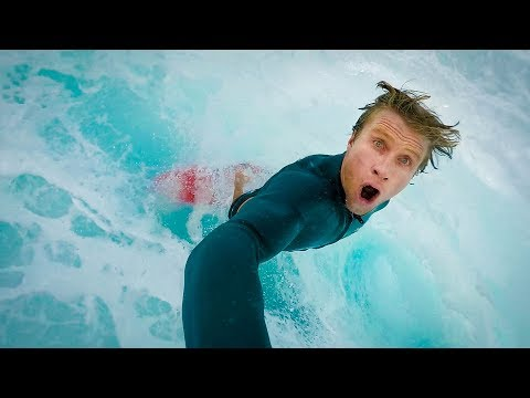 GoPro: Surfing with Mark Healey - Ep. 1 - Connect not Conquer