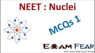Download NEET Physics Nuclei : Multiple Choice Previous
