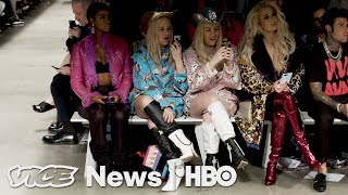 The Hustle To Score Front Row Seats At Fashion Week (HBO)