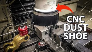 How to Make an Excellent Dust Collector Shoe for Tormach CNC