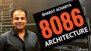 8086 Microprocessor Architecture - Bharat Acharya