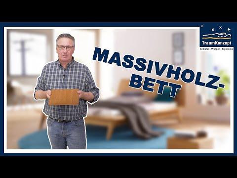 Was hält ein gutes Massivholzbett aus? - FRAG DEN JÄGER - TraumKonzept Folge 1