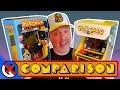 Pacman: Arcade Classics 14 Vs My Arcade Pac man Mini Ar
