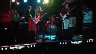 Video SECRET SESSION - Fire / Crossroads Live (Jimi Hendrix/Cream)