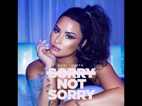 Sorry Not Sorry (Clean Version) (Official Audio) - Demi Lovato