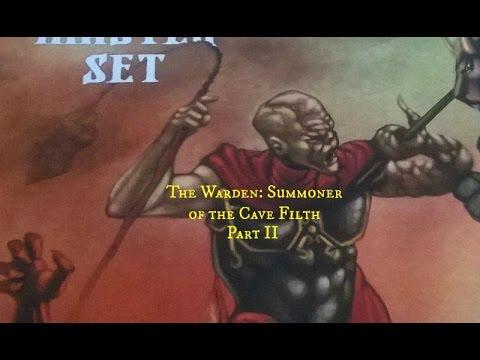 Advanced Concepts: Summoner Wars Alliances - The Warden (Part II)