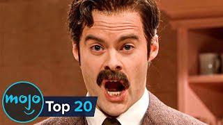 Top 20 Best Bill Hader Impressions