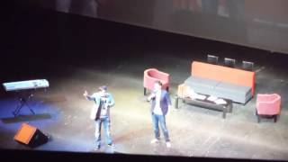 """Г.Харламов,Т.Батрутдинов и Д.Карибидис концерт в Таллинне 06.06.2015 """"часть 2"""""""