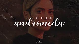 "Video thumbnail of ""elodie - andromeda (testo)"""