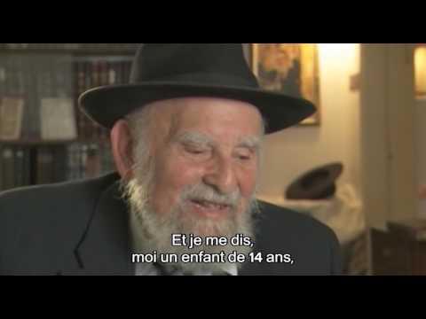 Le Rabbin Yitzhak Elhanan Gibraltar raconte le sauvetage des livres saints dans le ghetto de Kovno
