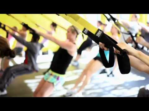 TRX Group Suspension Training Course - YouTube
