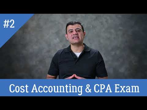 Best Cost Accounting Course. Supplemental to your CPA exam BEC ...
