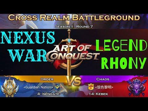 Nexus battle season 1 round 7 - Silvani Action and battles - Battleground - Art of Conquest