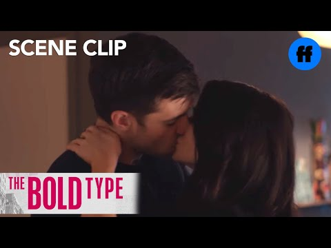 The Bold Type | Season 1, Episode 3: Jane Reacts To Pinstripe's Article | Freeform