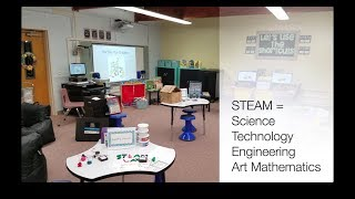 Ridgeway Opens STEAM Lab with MTEF Grant