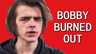 The Fall Of Bobby Burns: How Bobby KILLED His Channel