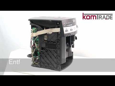 EAM/ESAM Gehäuse öffnen-schließen Delonghi Ersatzteile Reparaturanleitung