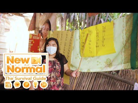 [GMA]  Family Time: Alternatibong edukasyon ngayong 'new normal' | New Normal