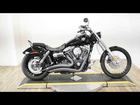 2010 Harley-Davidson Dyna® Wide Glide® in Wauconda, Illinois