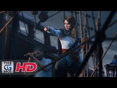 "CGI 3D Animated Trailers: ""Skull & Bones Trailer"" – by Ubisoft"