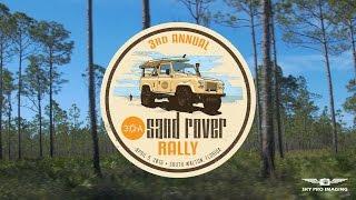 30A Sand Rover Rally 2016 South Walton Florida