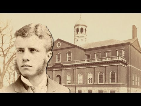 Theodore Roosevelt the Young Naturalist