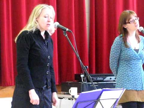An Orcadian Cradle Song, Flotta, 14 March 2009