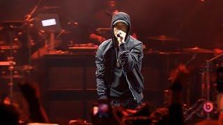 Eminem live 2014 [HQ] at The Beats Music Event (Full Performance)