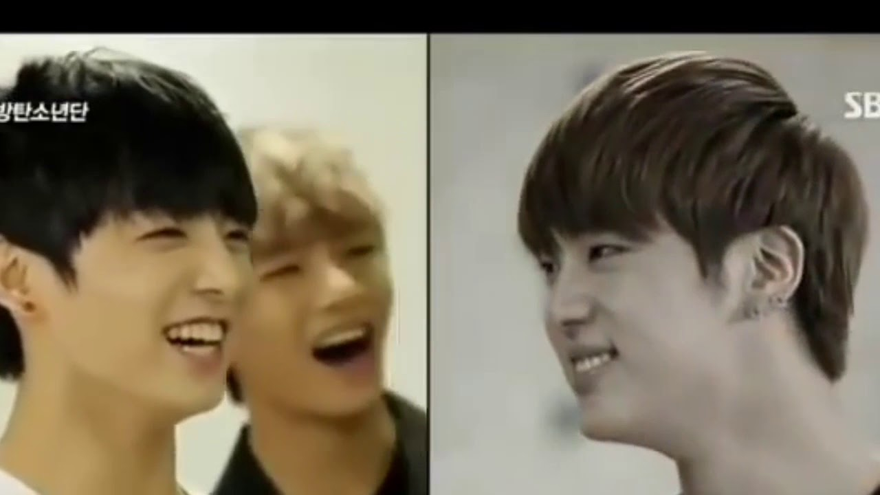 BTS IMAGINES | JHOPE AS YOUR BROTHER AND JIN AS YOUR