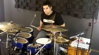 Danny Fernandes Ft. Juelz Santana - Curious ( Drum Cover / Remix )